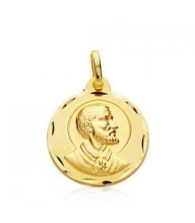 Medalla San Fº Javier L