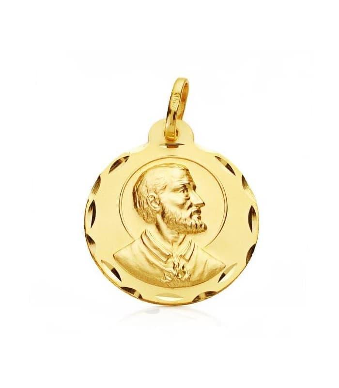 Medalla San Fº Javier XL