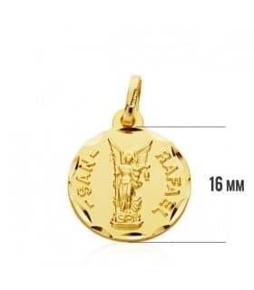 Medalla San Rafael M