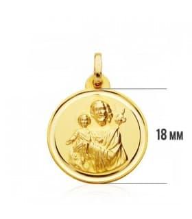 Medalla San José L