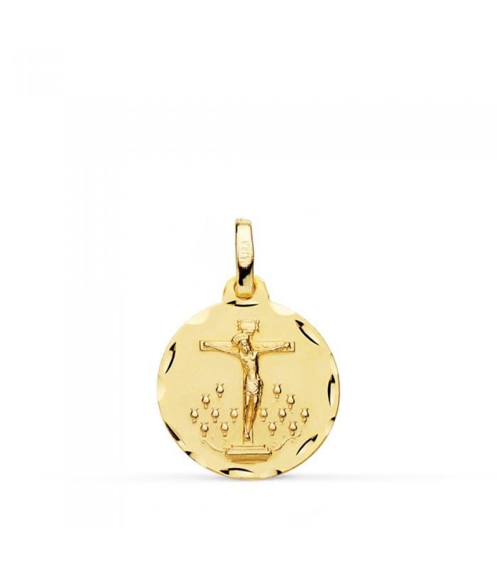 Medalla Cristo de la Laguna M