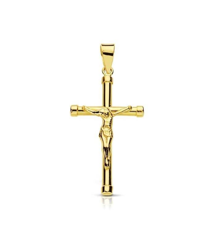 Cruz Cristo redonda