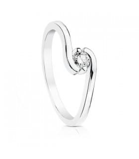 Anillo compromiso Beverly