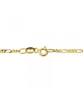 Cadena Cartier 1.7 mm 18 Ktes 60cm