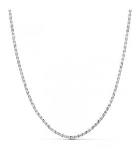 Cadena Diamantada 2 mm 18 Ktes 45 cm