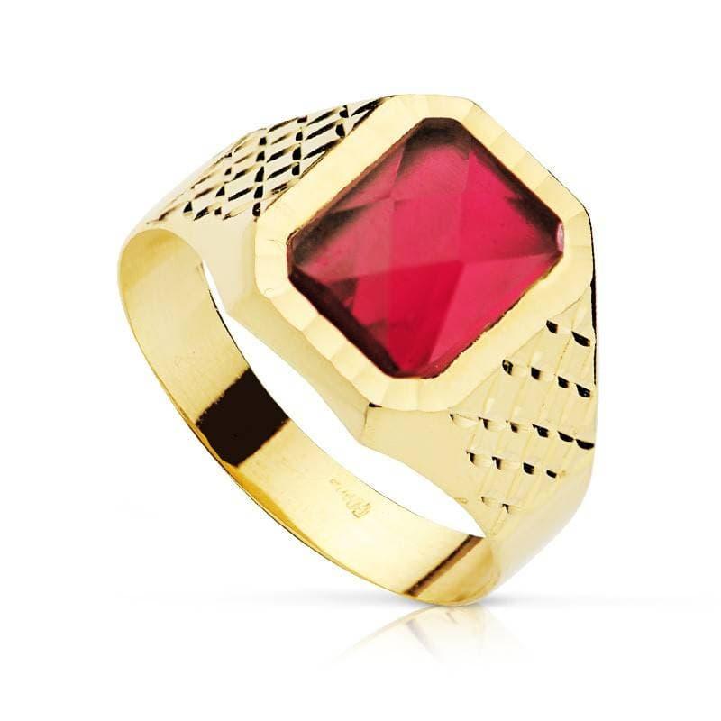 4e6f22197557 Sello de oro y Sellos de oro hombre