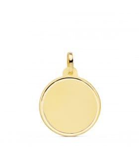 joya personalizable oro 18 kilates letras manuscritas