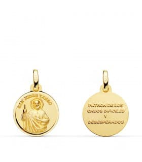 Medalla San Judas Tadeo S