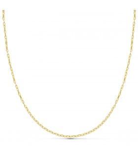 Cadena Diamantada Oro Amarillo 18K 1.5mm 40cm