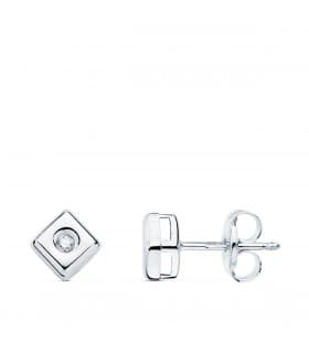 Pendientes Chérie Diamantes 0.030 Qtes. OB 18K