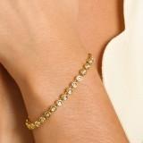 Pulseras de diamantes y Pulseras de oro con diamantes