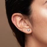 Pendientes con diamantes para mujer: Elegancia y Estilo - Alda Joyeros